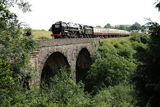 Photo: BRITANNIA 70000 Torbay Express