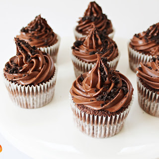 Chocolate Ganache Frosting With Cocoa Powder Recipes.