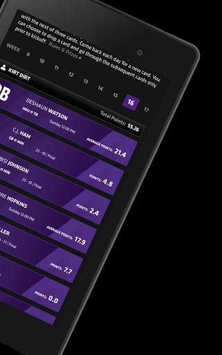 Minnesota Vikings Mobile screenshot 17