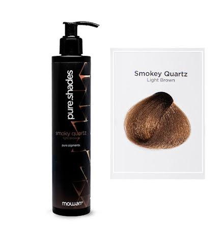 Pure shades smokey quarts light brown