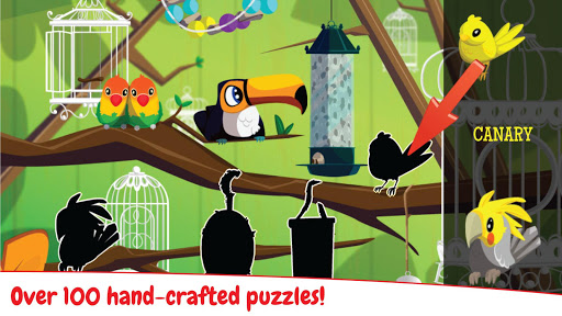 Toddler Kids Puzzles PUZZINGO 7.36 screenshots 1