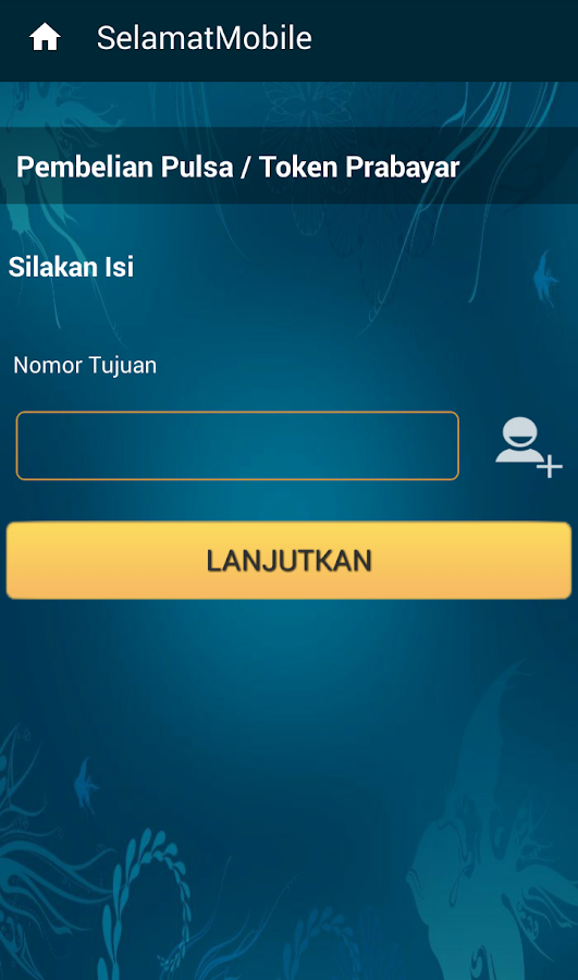 SELAMATMOBILE SGPULSA- screenshot