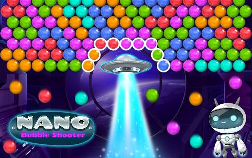 Tirador de burbuja nano  trampa 7