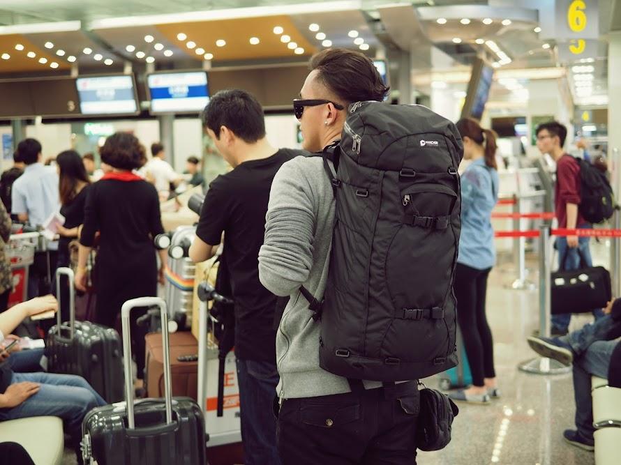 76934560f1d6 HANCHOR Breccia Travel Backpack