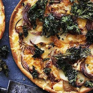 Potato and Kale Pizza Recipe