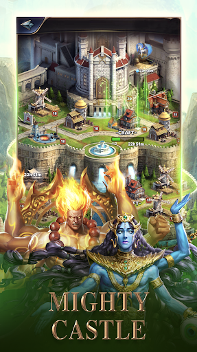 MythWars & Puzzles: RPG Match 3 screenshots 13