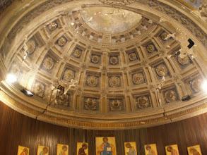 Photo: Sammartini: lesioni cupola dell'abside