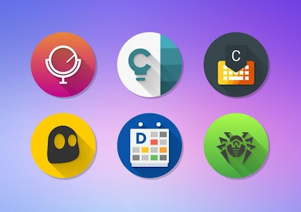 Icon Pack – Android™ Oreo 8.0 v1.3.8 [Patched] APK 5