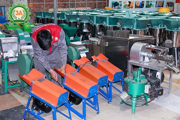 3A chế tạo máy chế biến nông sản theo yêu cầu (06)