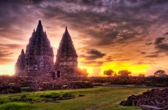 Photo: I love Indonesia!  This is Prambanan or Candi Rara Jonggrang.