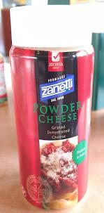 食卓粉チーズ
