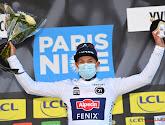 Vierde plaats in eerste rit bezorgt Jasper Philipsen witte trui in Parijs-Nice