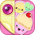Cute Kawaii Stickers icon