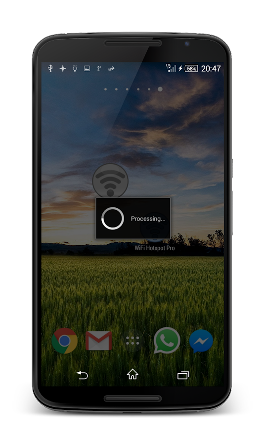 WiFi Hotspot Pro- screenshot