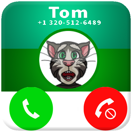Fake Call From talk Tom