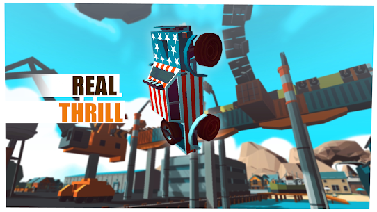 Skill Test – Extreme Stunts Racing Game 2019  Apk Download for Android 2