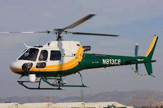 Photo: Eurocopter  AS 350 B3