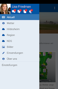 Wetter-Hildesheim- screenshot thumbnail