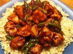 Sweet Sticky And Spicy Chicken Recipe