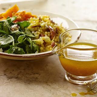 Turmeric Vinaigrette Salad Dressing.