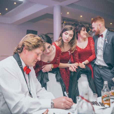 Wedding photographer Damian Czarny (damianczarny). Photo of 29.01.2018