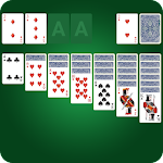 Classic Solitaire Card Games Icon