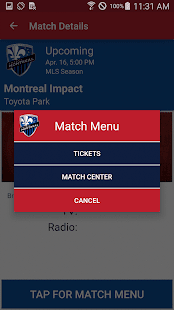 Chicago Fire SC - Official App- screenshot thumbnail