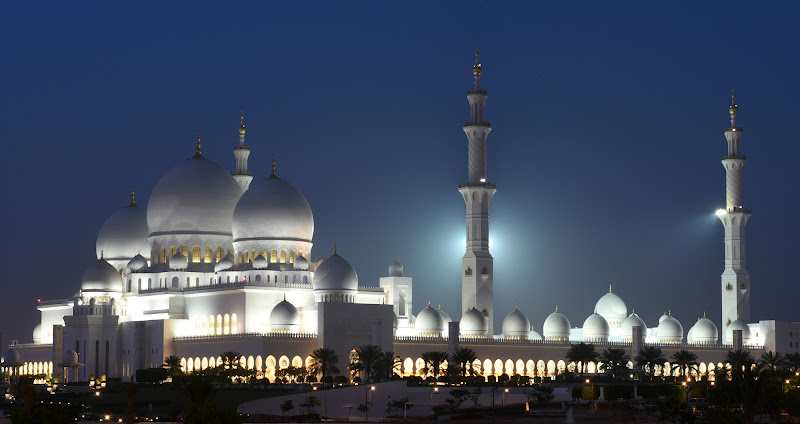 Moschea Abu Dhabi di S-RAW PhotoArt