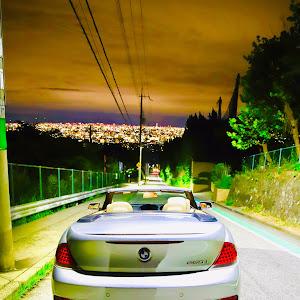 6シリーズ カブリオレ  650iのカスタム事例画像 ヨシユキさんの2019年09月24日00:10の投稿