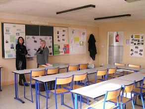 Photo: Professeurs d'Italien et d'Espagnol