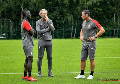 """Michel Preud'homme donne plus de précisions sur la nouvelle recrue : """"Un joueur polyvalent mais qui devra s'adapter à notre jeu"""""""