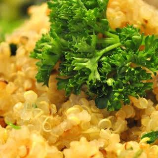 Quinoa Side Dish.