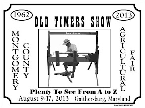 Photo: 2013 Old Timers Theme - Wood Turning Bob Browning as the Poster Boy