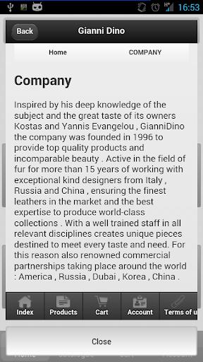 Gianni Dino Furs Shop