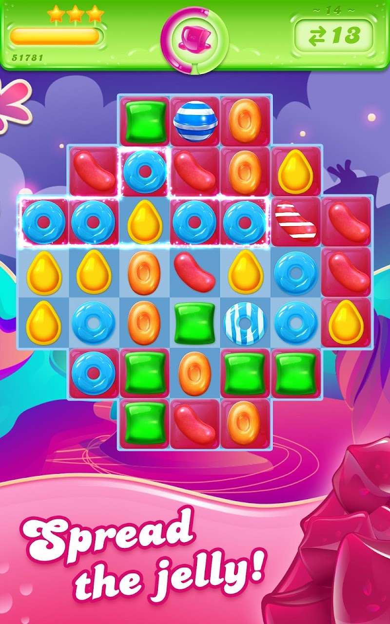 Candy Crush Jelly Saga Screenshot 12