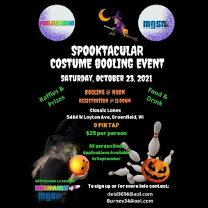 COSTUME BOOLING EVENT