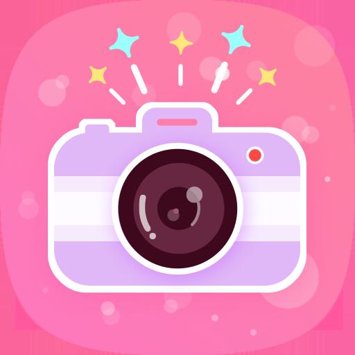 Camera Selfie Makeover - Face Editor, Makeup Cam