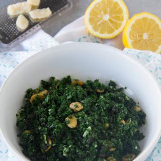 Kale Salad Recipe {Kayne Steakhouse Copycat}.