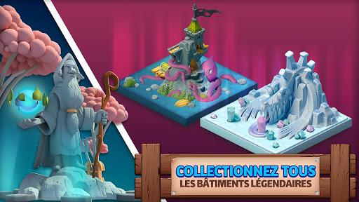 Télécharger Fantasy Forge : Monde des Anciens Empires APK MOD (Astuce) screenshots 5