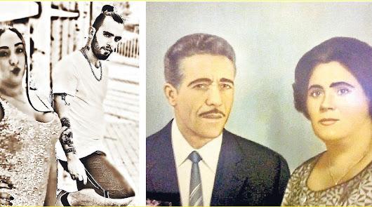 Un rap flamenco a la memoria de la abuela Carmen y el abuelo Felipe