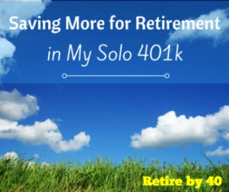 Saving More for Retirement in My Solo 401k thumbnail