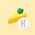Cheesecake KWGT icon