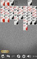 Screenshot of Pop Trio Solitaire