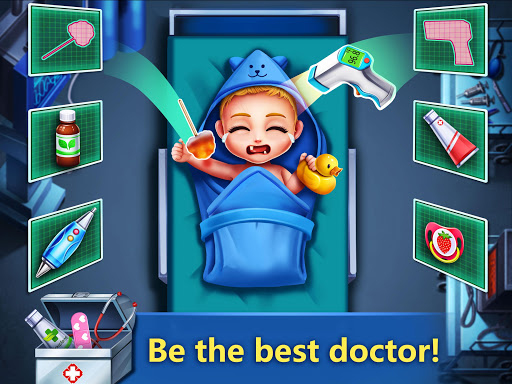 ER Hospital 2 - Zombie Newborn Baby ER Surgery 1.2 Mod screenshots 3