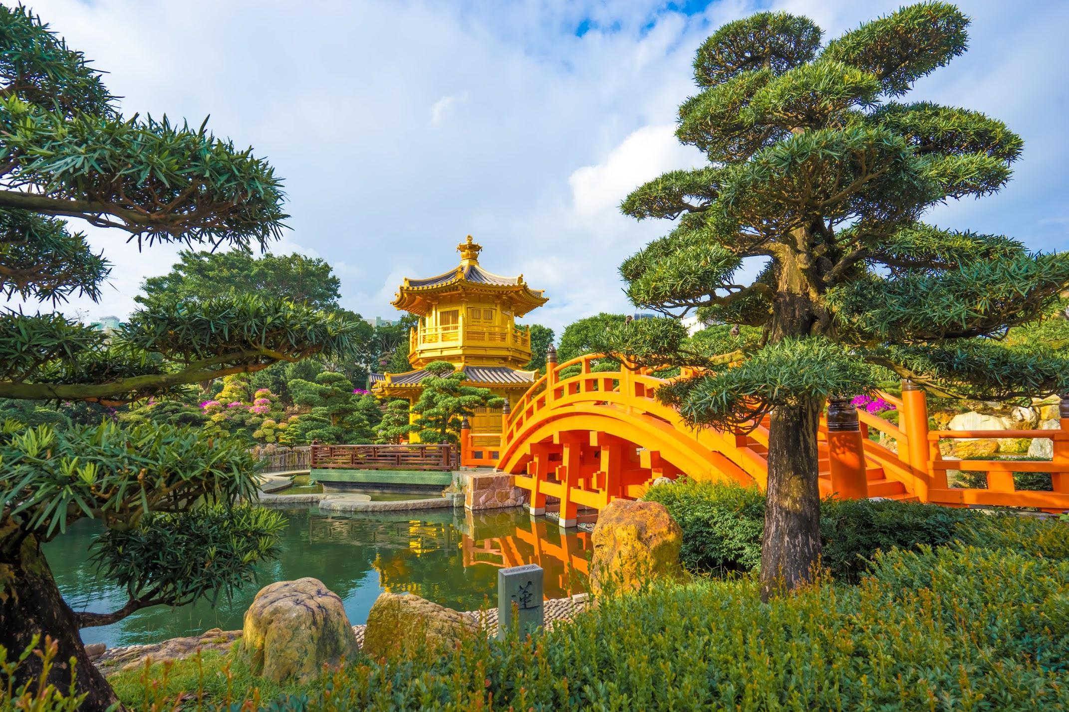 Hong Kong Nan Lian Garden2