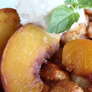 1. Peach Cobbler Bake