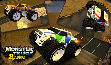 Monster Truck Safari Adventure 1.0.1 screenshot 63310