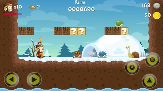 Super Jungle World Adventure screenshot 13