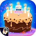 Princess Birthday Party Cake Maker - Cooking Game icon