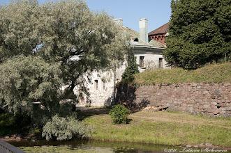 Photo: Комендантский дом Выборгского замка